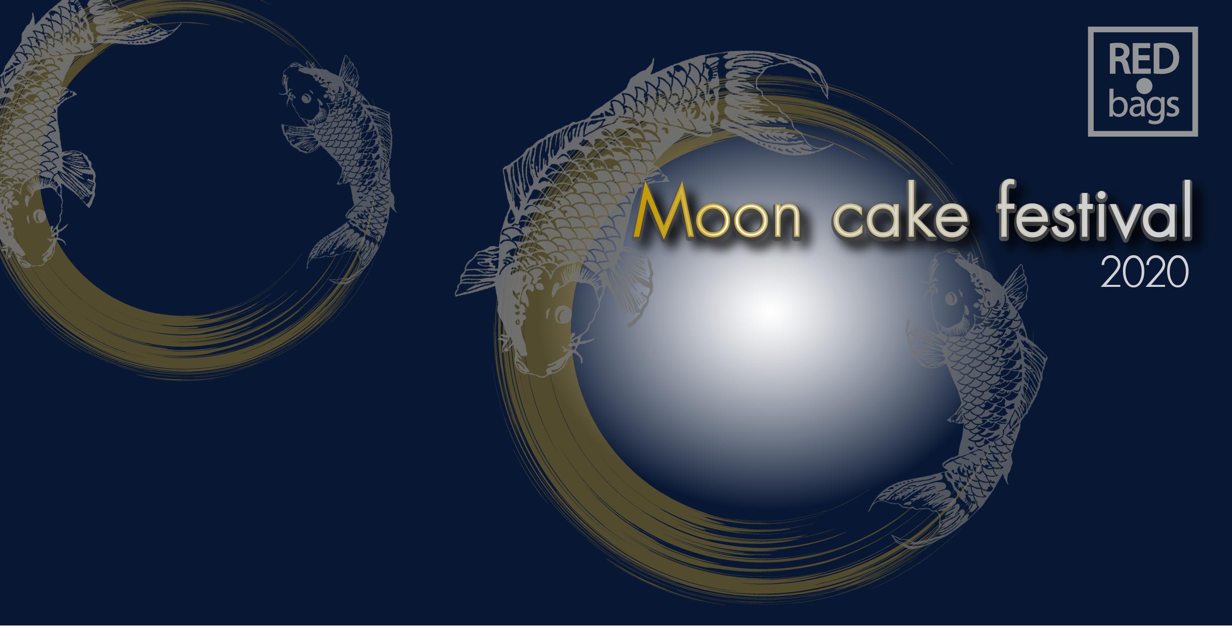 Moon Cake Festival 2020 bags cover
